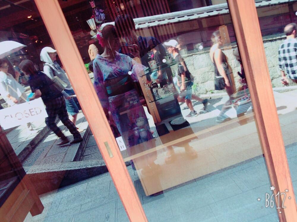 正寿院 猪目窓「幸せのおかげ」2017年8月24日1