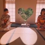 正寿院 猪目窓「幸せのおかげ」2017年8月24日6