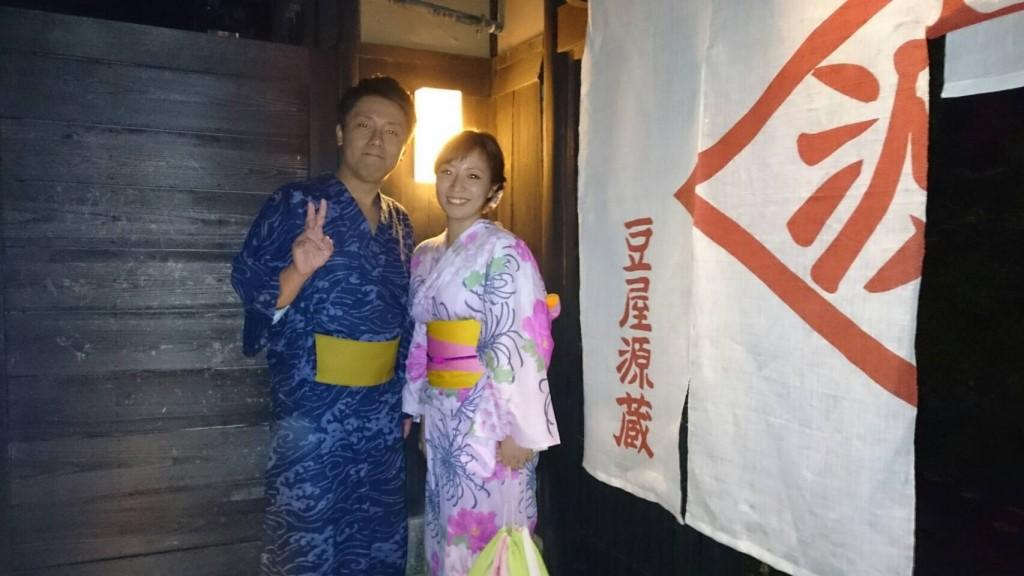 またまたリピーター様と以前、鎌倉店ご来店のお客様❣2017年8月29日23