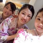 8月最終日❣明日から着物レンタル開始(^^♪2017年8月31日1