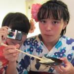 関東から中学修学旅行生浴衣レンタル♪2017年9月8日6