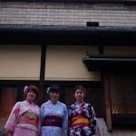 嵐山キモノフォレスト連日大人気です❣2017年9月14日4