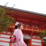 嵐山キモノフォレスト連日大人気です❣2017年9月14日5