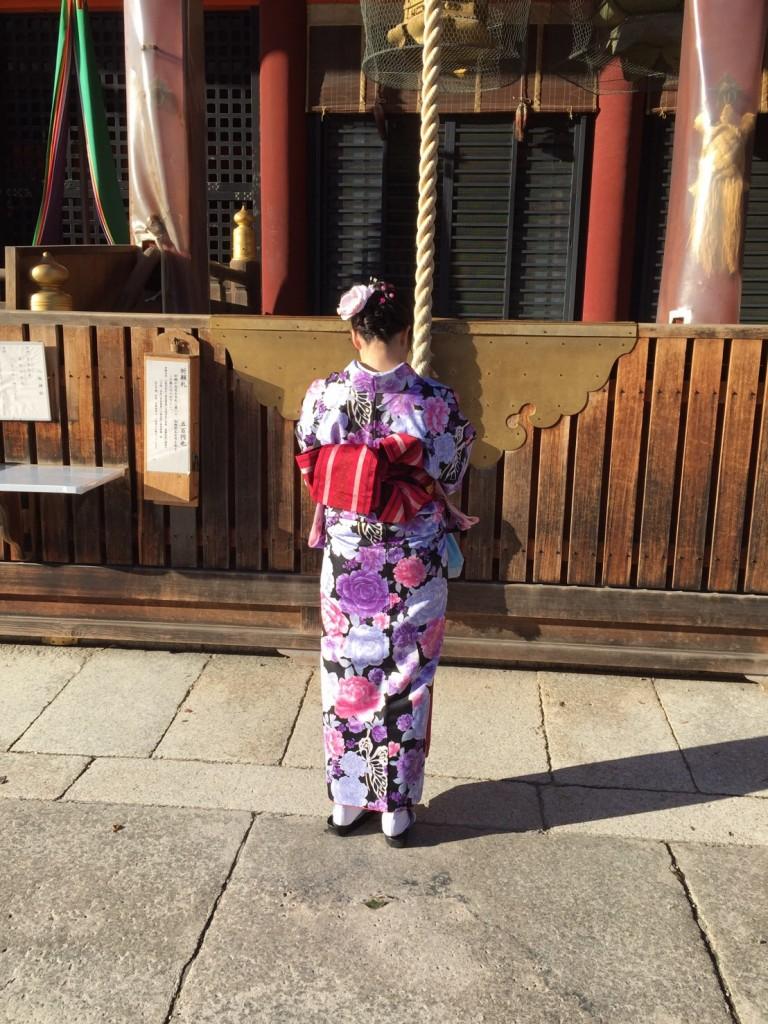 まだまだ人気続く、八坂庚申堂♡2017年9月28日5