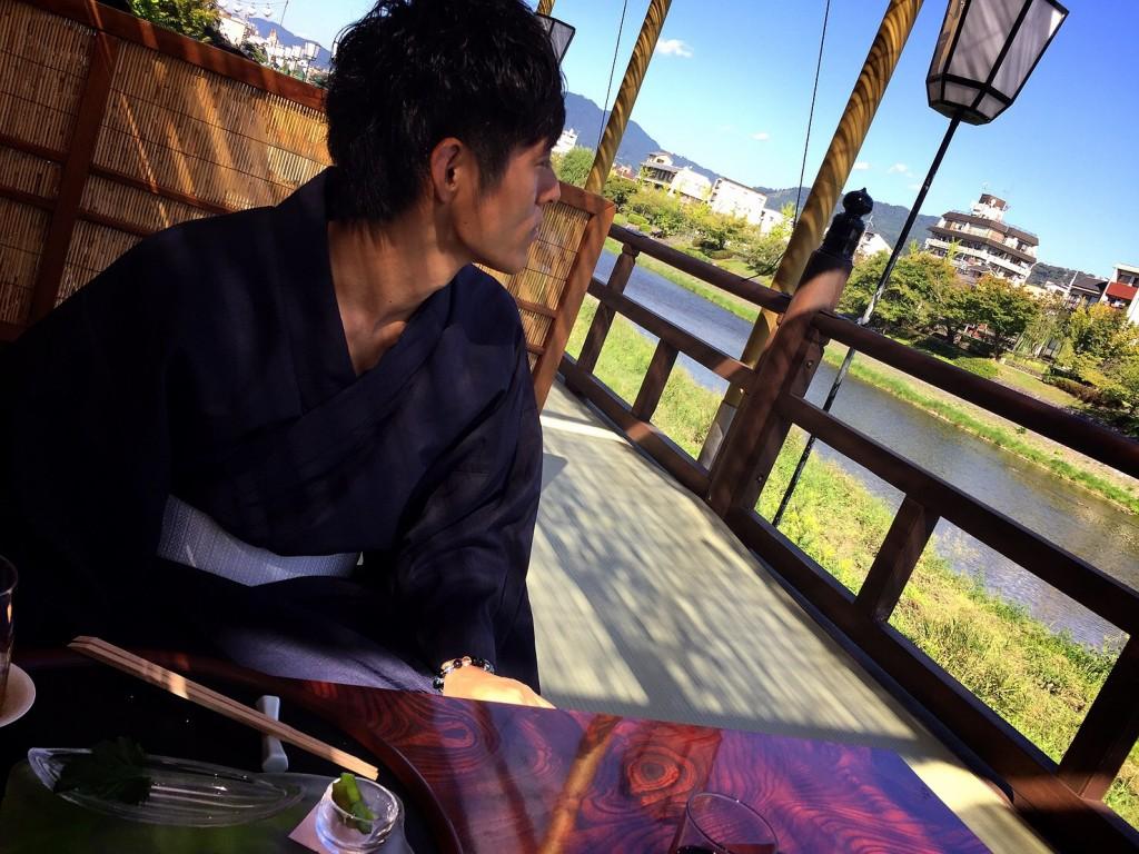京都の夏の風物詩2017川床終了2017年9月30日4