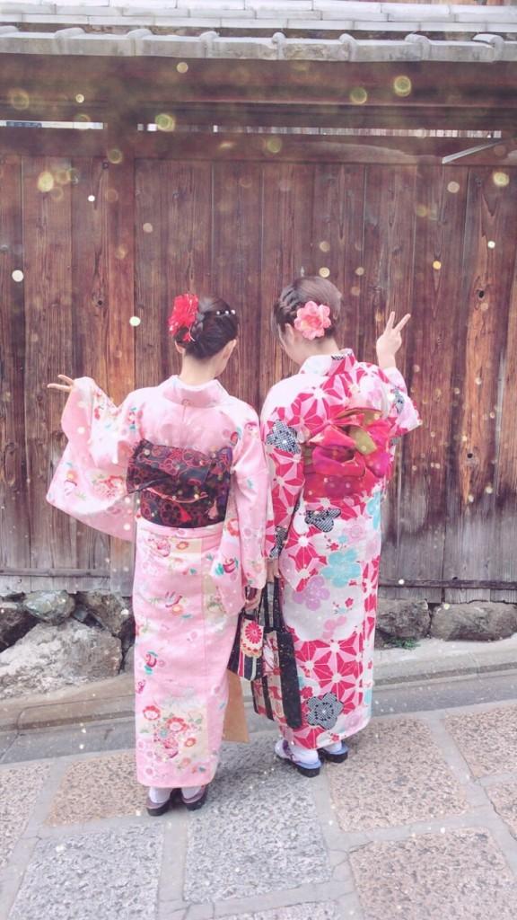 写真映えする人気スポット 八坂庚申堂&伏見稲荷大社2017年10月18日3
