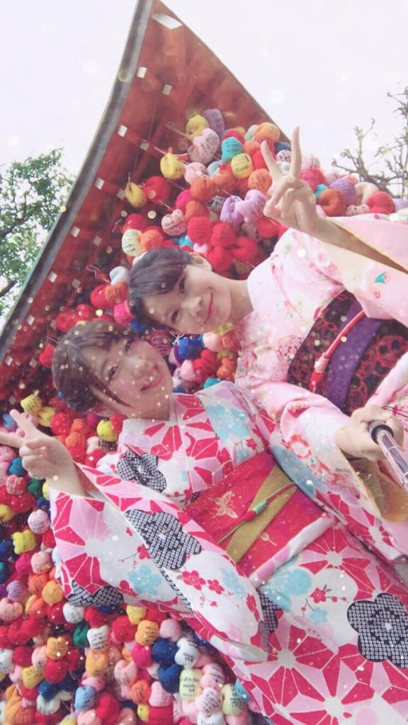 写真映えする人気スポット 八坂庚申堂&伏見稲荷大社2017年10月18日6