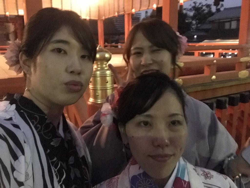 カップルで東映太秦映画村へ♪2017年10月24日11