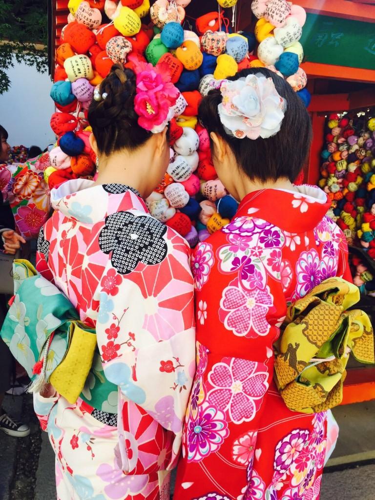 甘春堂で和菓子作り体験♪2017年10月27日5