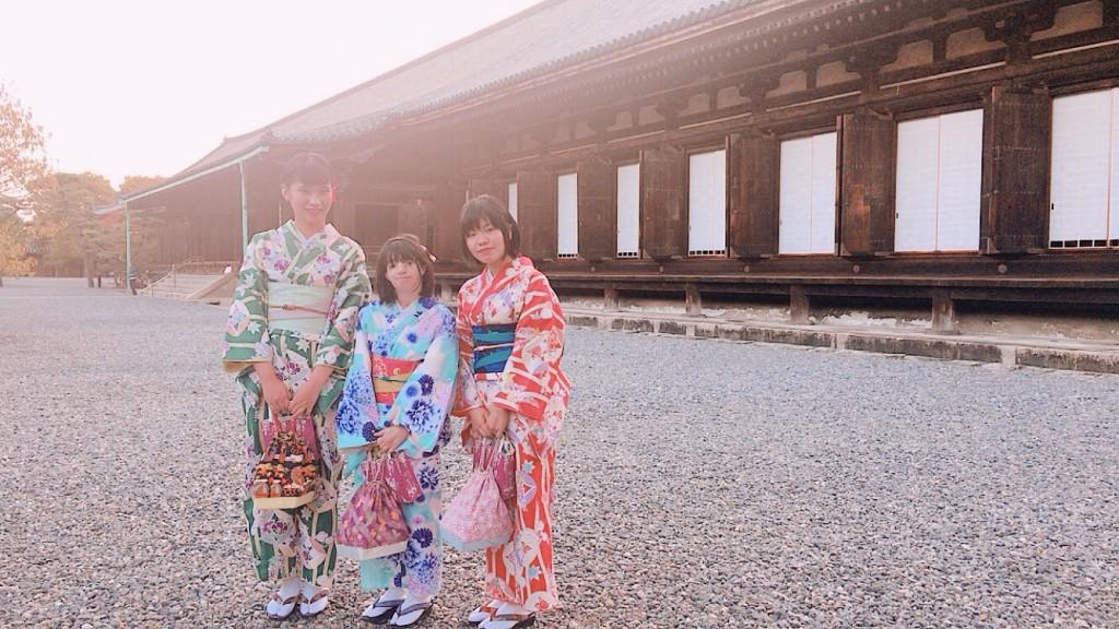 甘春堂で和菓子作り体験♪2017年10月27日8