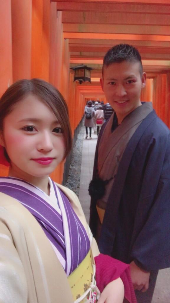 東福寺の紅葉も見頃です❣2017年11月20日3