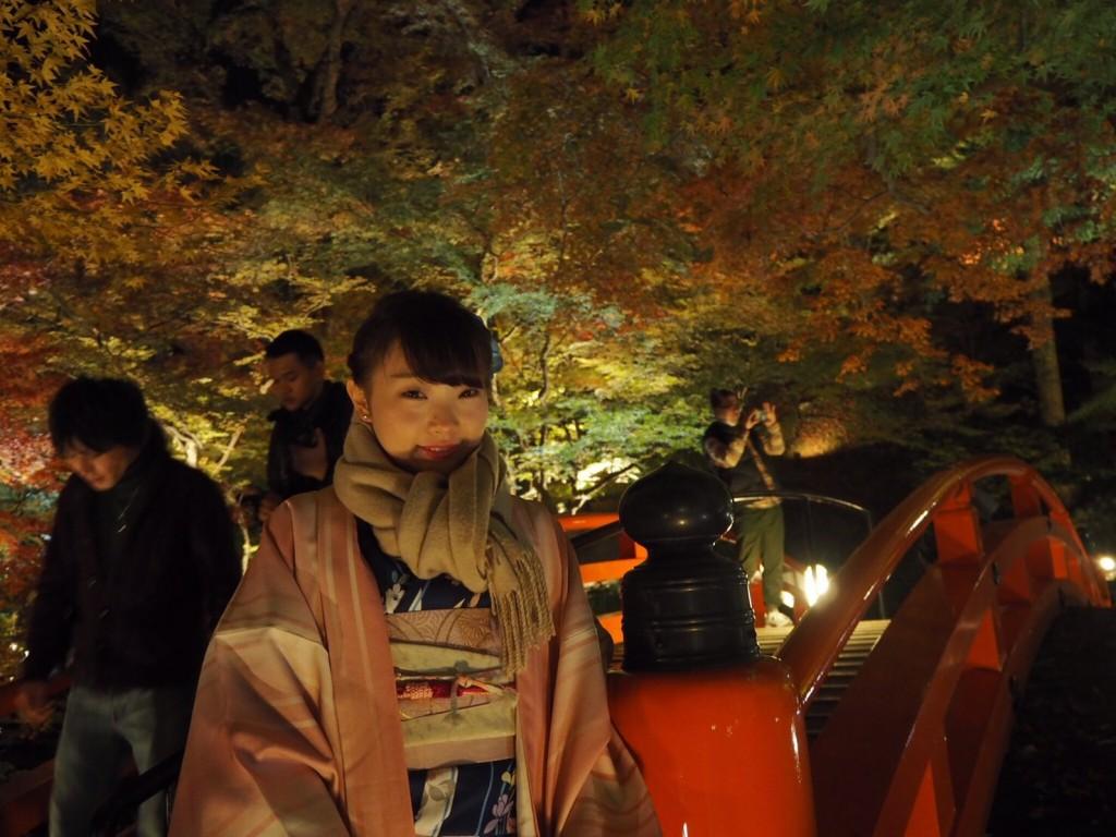 東福寺の紅葉も見頃です❣2017年11月20日5