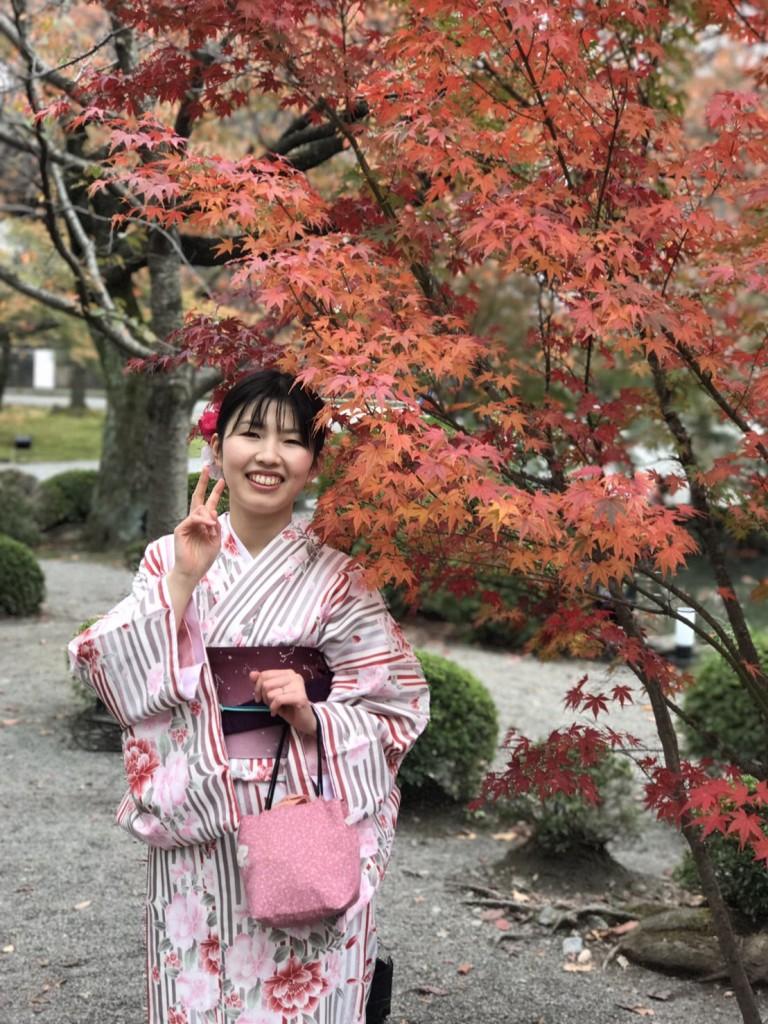 東福寺の紅葉も見頃です❣2017年11月20日10