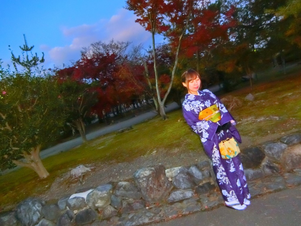 東福寺の紅葉も見頃です❣2017年11月20日13