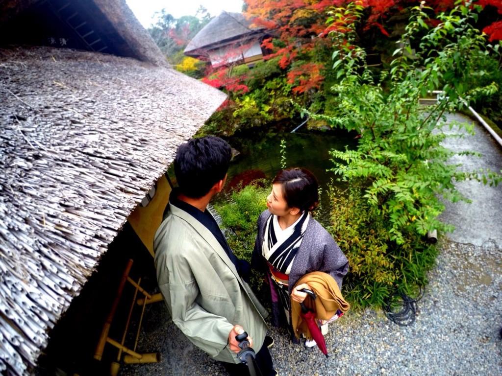 大原 勝林院・宝泉院 秋の夜灯り京都2017へ❣2017年11月22日2