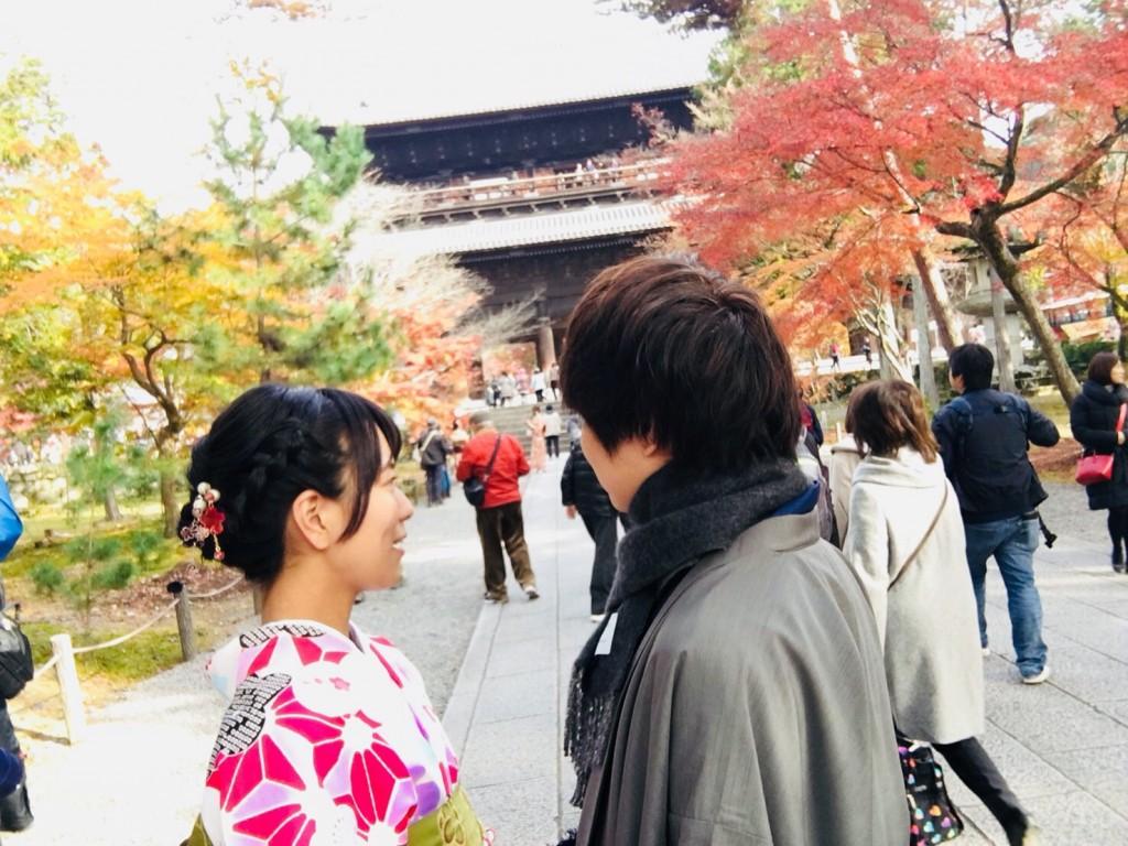 大原 勝林院・宝泉院 秋の夜灯り京都2017へ❣2017年11月22日4
