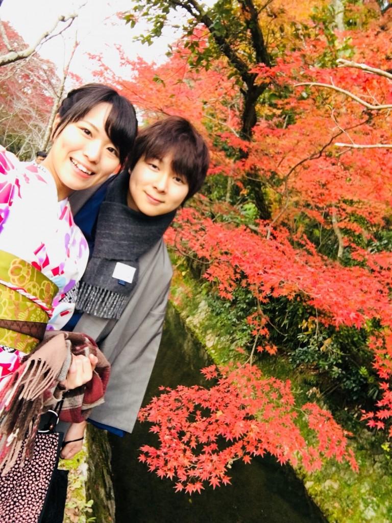 大原 勝林院・宝泉院 秋の夜灯り京都2017へ❣2017年11月22日5