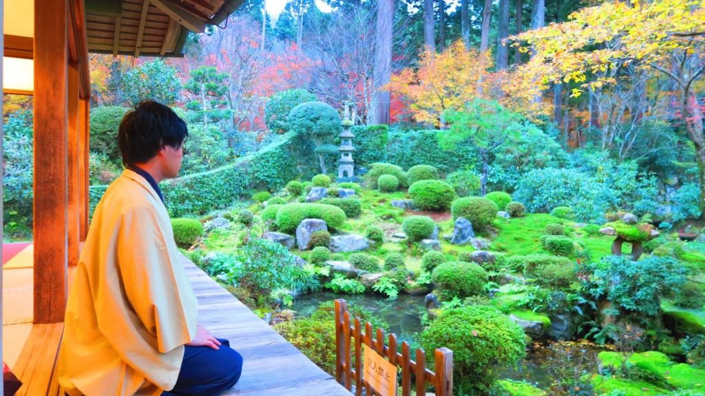 大原 勝林院・宝泉院 秋の夜灯り京都2017へ❣2017年11月22日8