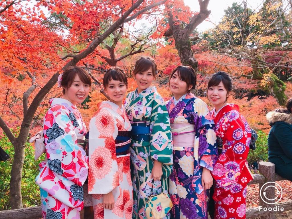 昼も夜も紅葉で大賑わいの京都2017年11月25日4