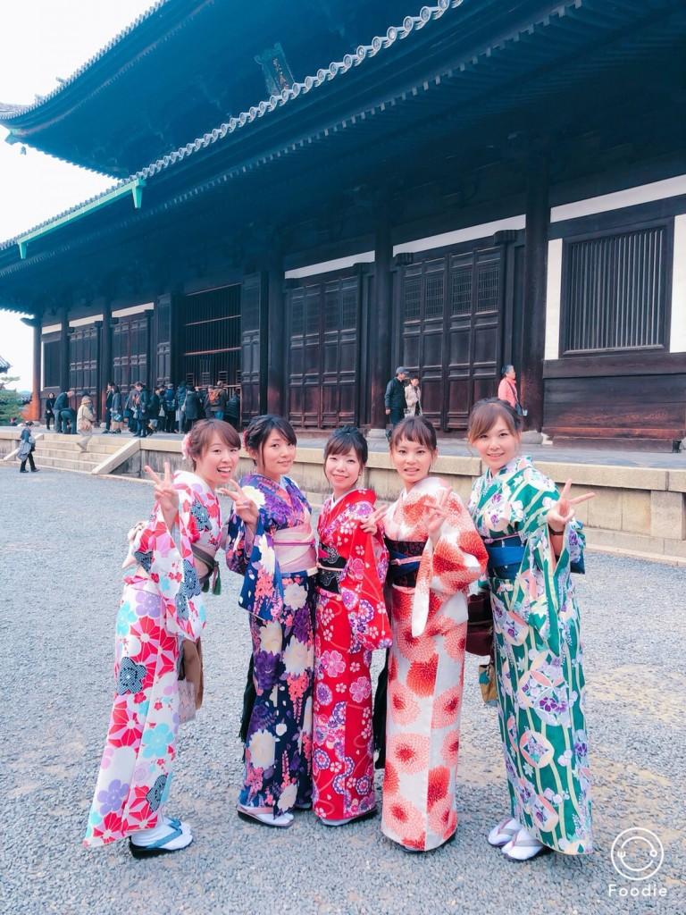 昼も夜も紅葉で大賑わいの京都2017年11月25日6