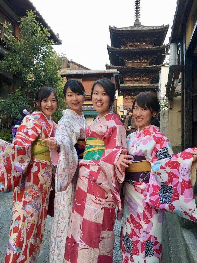 昼も夜も紅葉で大賑わいの京都2017年11月25日8