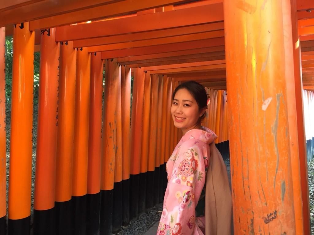 昼も夜も紅葉で大賑わいの京都2017年11月25日10