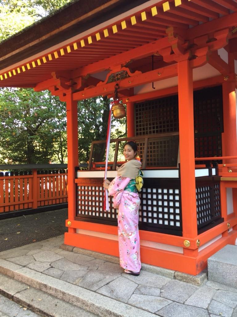 昼も夜も紅葉で大賑わいの京都2017年11月25日11