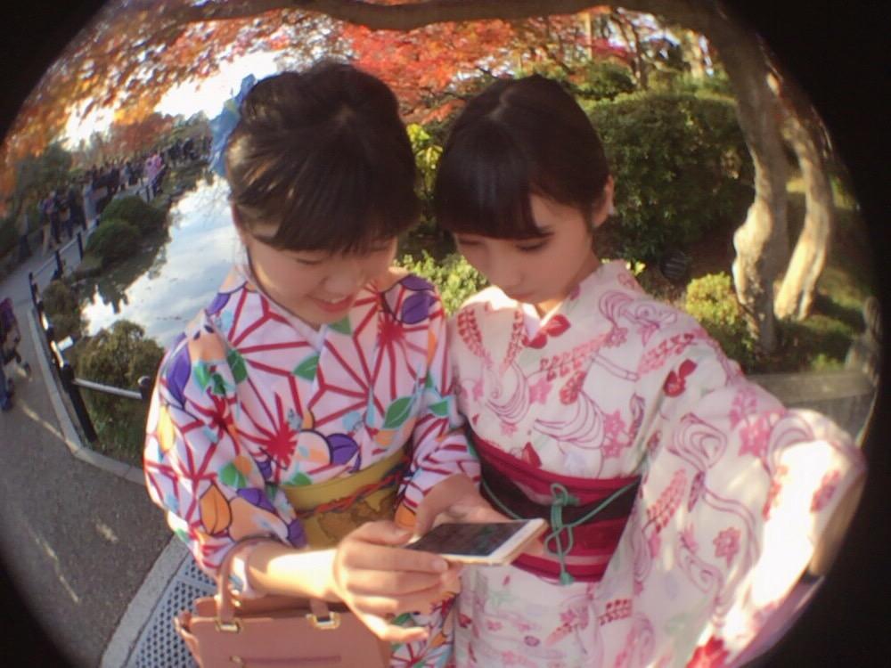 昼も夜も紅葉で大賑わいの京都2017年11月25日20