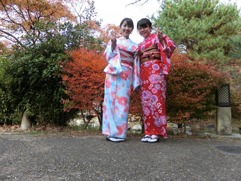 昼も夜も紅葉で大賑わいの京都2017年11月25日22