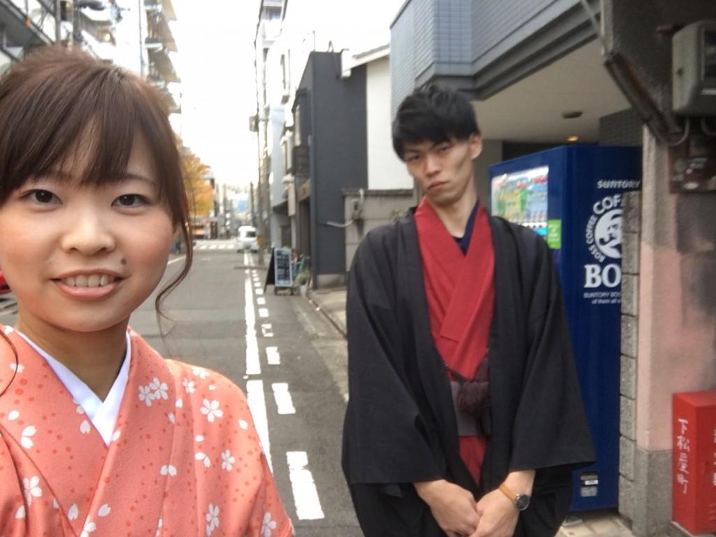 昼も夜も紅葉で大賑わいの京都2017年11月25日38