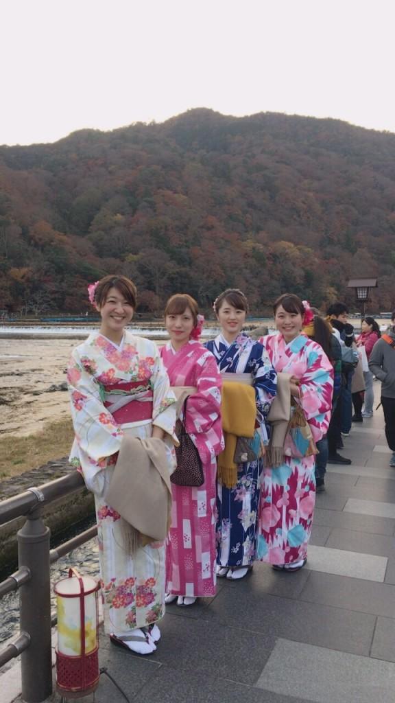 昼も夜も紅葉で大賑わいの京都2017年11月25日43