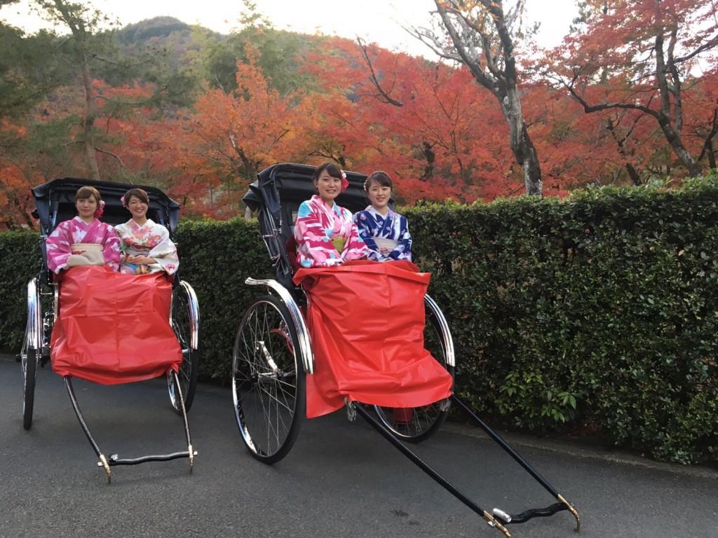 昼も夜も紅葉で大賑わいの京都2017年11月25日44