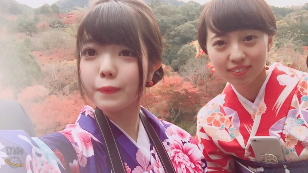 食欲の秋♡京都スイーツ巡り♪2017年11月26日3