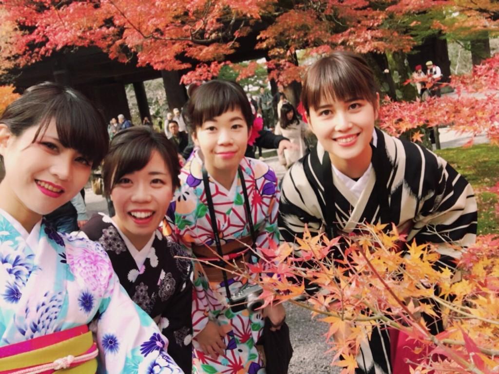 食欲の秋♡京都スイーツ巡り♪2017年11月26日4