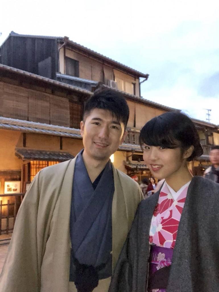 食欲の秋♡京都スイーツ巡り♪2017年11月26日8