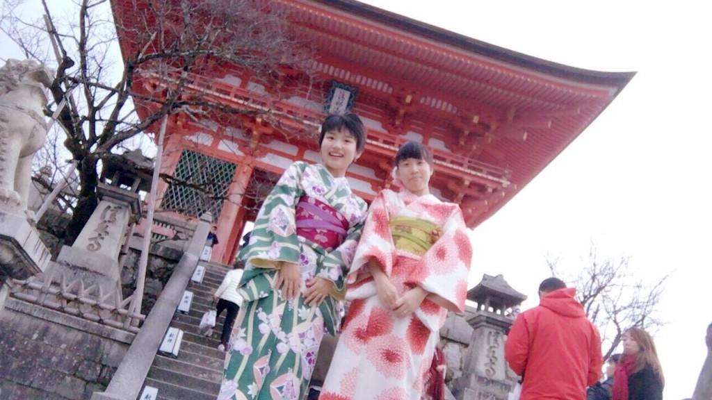 食欲の秋♡京都スイーツ巡り♪2017年11月26日11