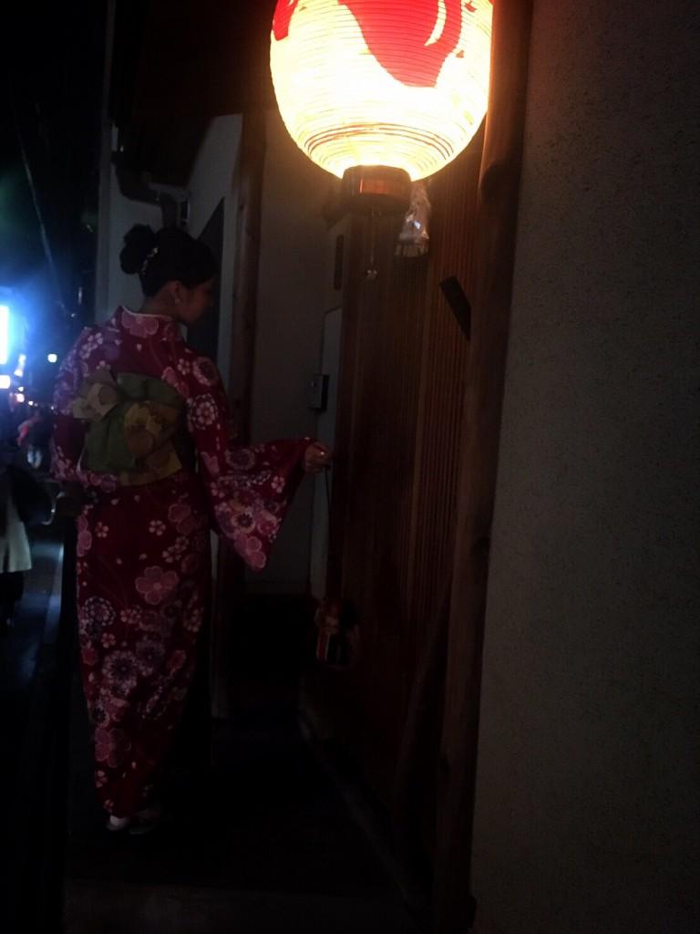 食欲の秋♡京都スイーツ巡り♪2017年11月26日13