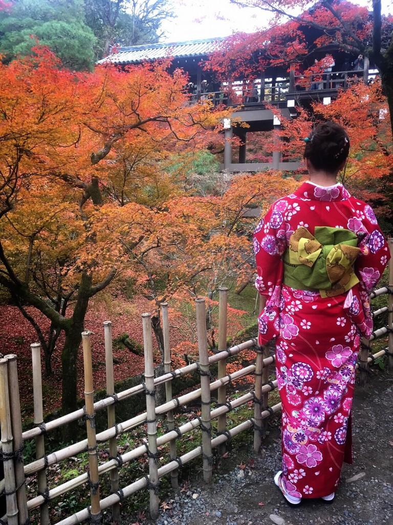 食欲の秋♡京都スイーツ巡り♪2017年11月26日14
