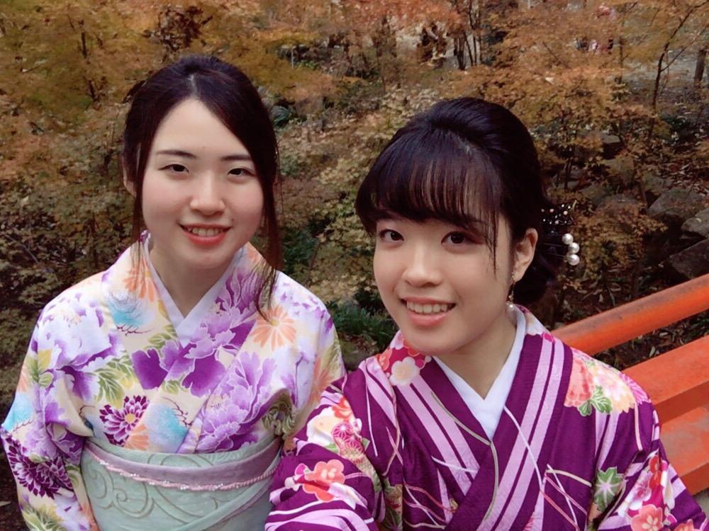 食欲の秋♡京都スイーツ巡り♪2017年11月26日21