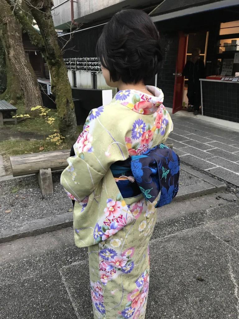 うさぎ神社 岡崎神社へ❣2017年11月27日4