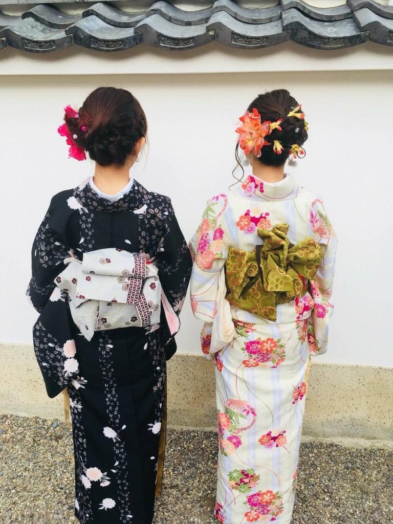 紅葉シーズンに京都修学旅行♪2017年11月30日4
