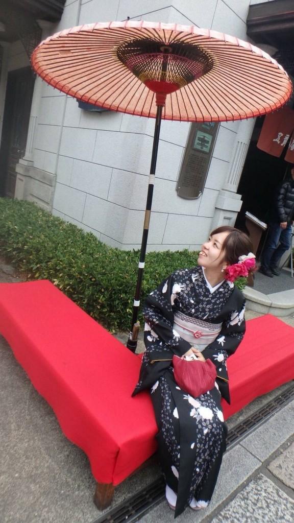 紅葉シーズンに京都修学旅行♪2017年11月30日6