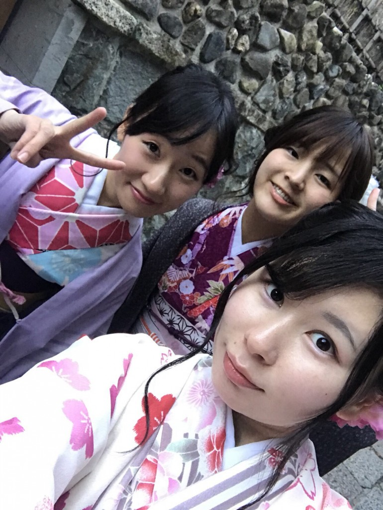 紅葉シーズンに京都修学旅行♪2017年11月30日13