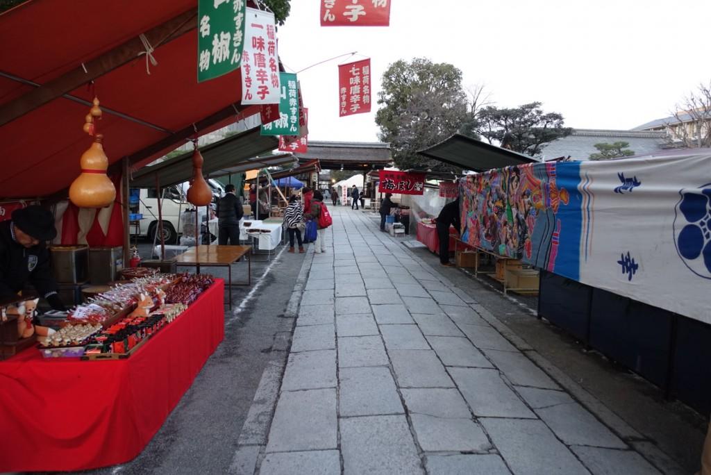 2017東寺 終い弘法2