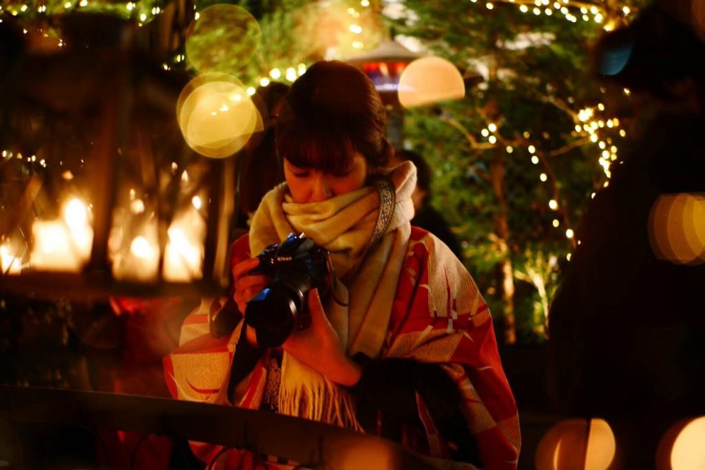 北山ウェディングストリート クリスマスイルミネーション♡2017年12月23日9