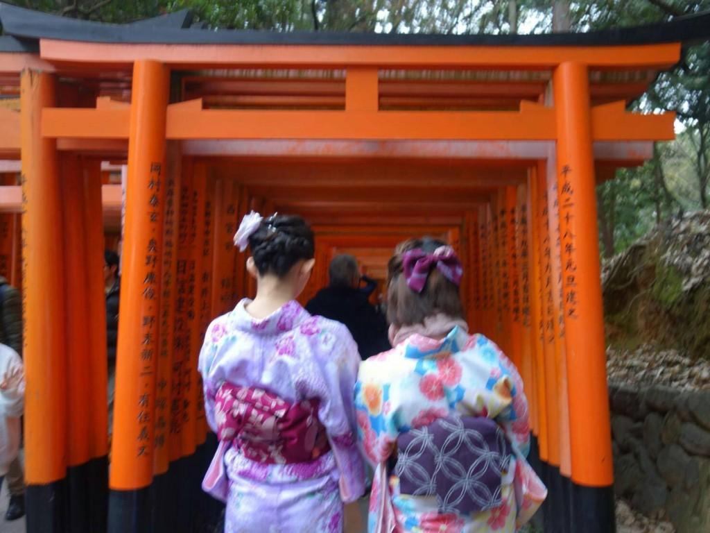 年末に京都旅行♪2017年12月29日4