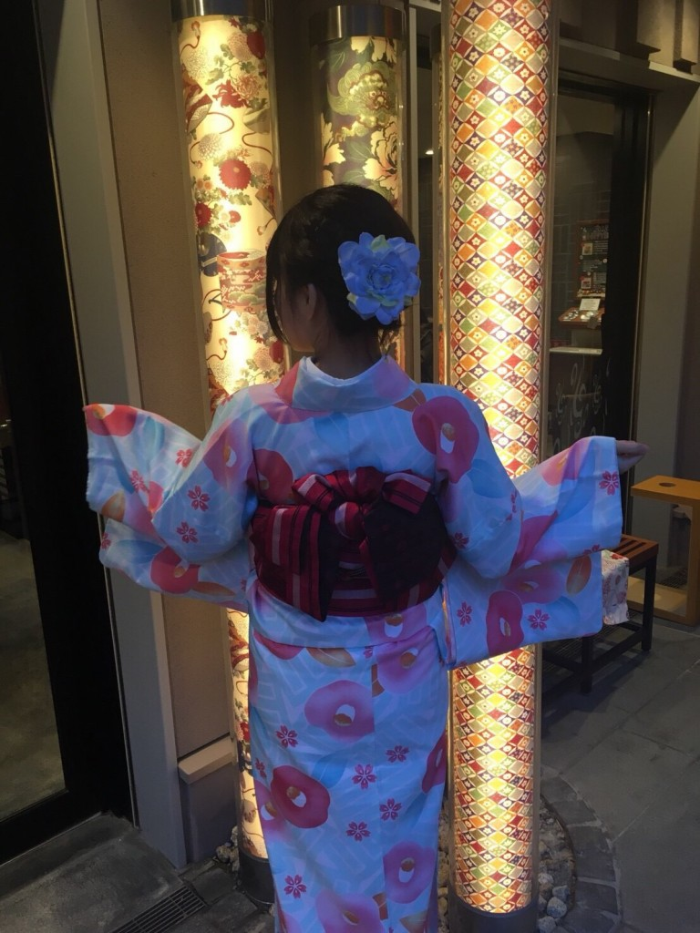 年末に京都旅行♪2017年12月29日8