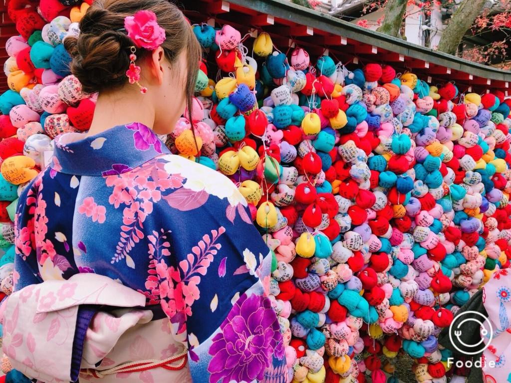 八坂神社や八坂庚申堂で初詣♪2018年1月4日2