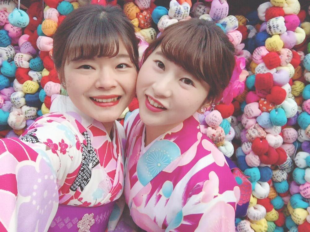 八坂庚申堂と抹茶パフェ❣2018年1月31日1