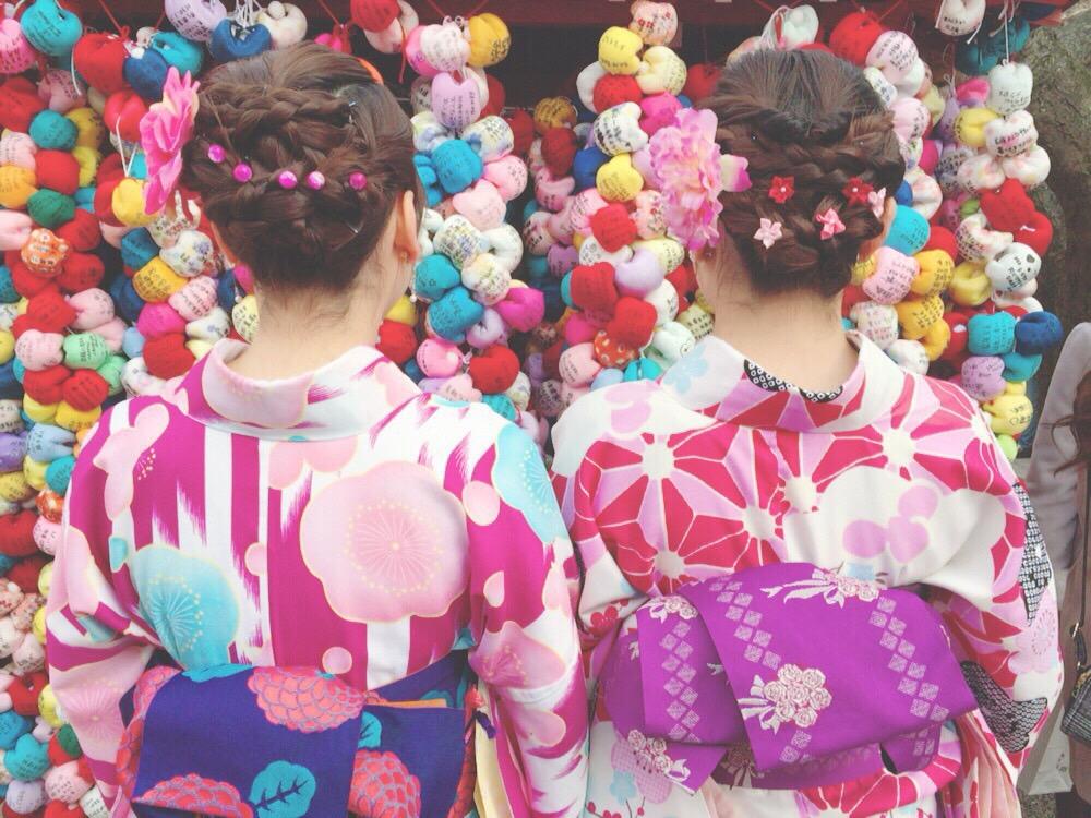 八坂庚申堂と抹茶パフェ❣2018年1月31日2